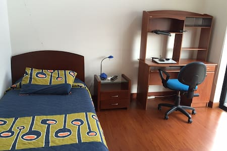 Private room + Bathroom (Perfect for students) - Ház