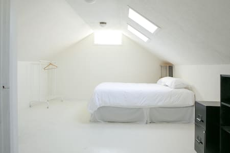 Heavenly loft in Mission - San Francisco - Apartment