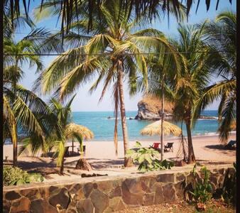 Comfortable villa in Playa Real - Santa Cruz - Villa