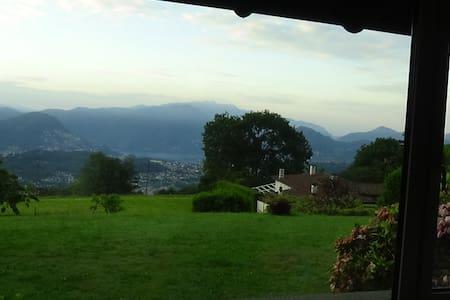 Casa di vacanza in Ticino - Alto Malcantone - Hus