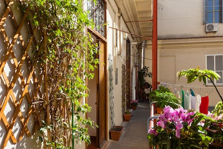 cosy home in testaccio - Hus
