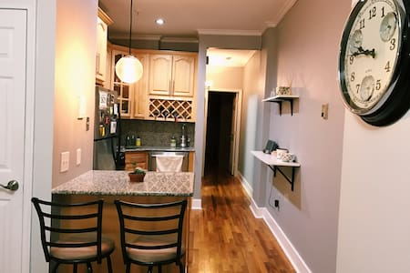 Charming 1BR in Paulus Hook - Jersey City