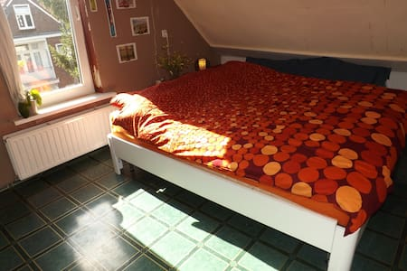 Private Charming Double Room - Rotterdam