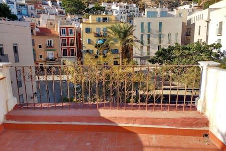 PP048 Estudio casco antiguo Alicante - Alacant