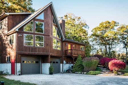 Modern Country Retreat-2 Hrs to NYC - Bethany