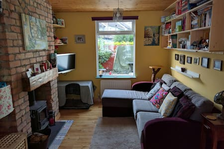 Cozy, colorful, quiet and clean - Belfast - Maison