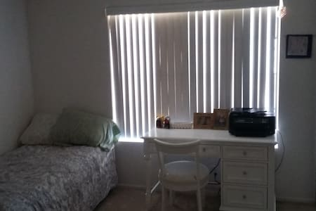 Perfect summer vacation room < 1 mile from beach - 聖胡安- 卡皮斯特拉諾(San Juan Capistrano) - 公寓
