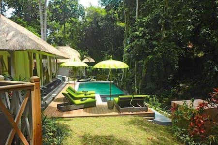 Villa Kate Bungalow Familial - Mengwi - Bungalow