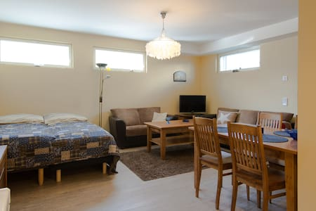 A cosy apartment in the center of Naantali. - Apartment