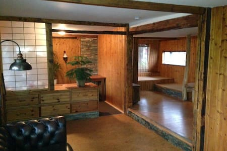 Azia style Chalet on Camping de Schatberg - Chalet