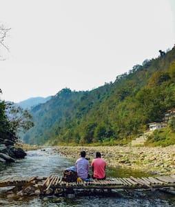 Jungle camping adventure Rishikesh - Tente