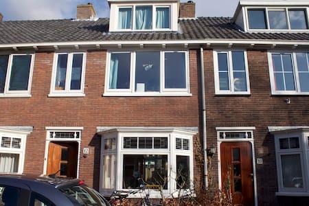 Home w garden near Amsterdam, beach - Ev