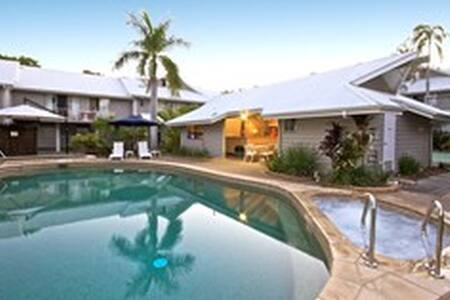 Unit 13 Pelican Beach Resort, Noosaville - Apartment