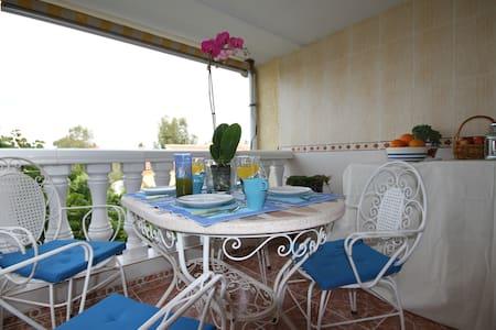 Casa acogedora para disfrutar del sol y la playa. - San Fulgencio