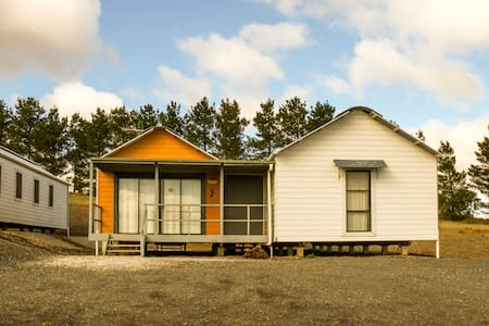 Wakefield Park Cabins - Tirrannaville - Blockhütte