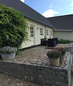Cozy place near Roskilde with private garden - Roskilde - Rumah