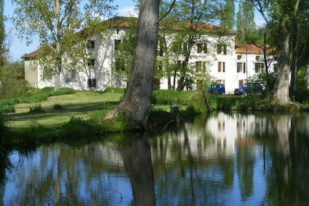 Gite in Watermill Sleeps upto 5 - Escanecrabe - Wohnung
