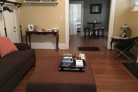 Cozy 2BD near State Capitol - Apartment