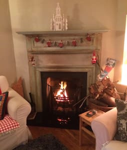 18th Century Cottage - Private Room - Naas, - Hus
