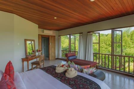 Monkey Forest Master Suite 2 - Ubud - Villa
