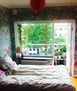 Cosy and clean 12 min from the city - Gothenburg - Apartment