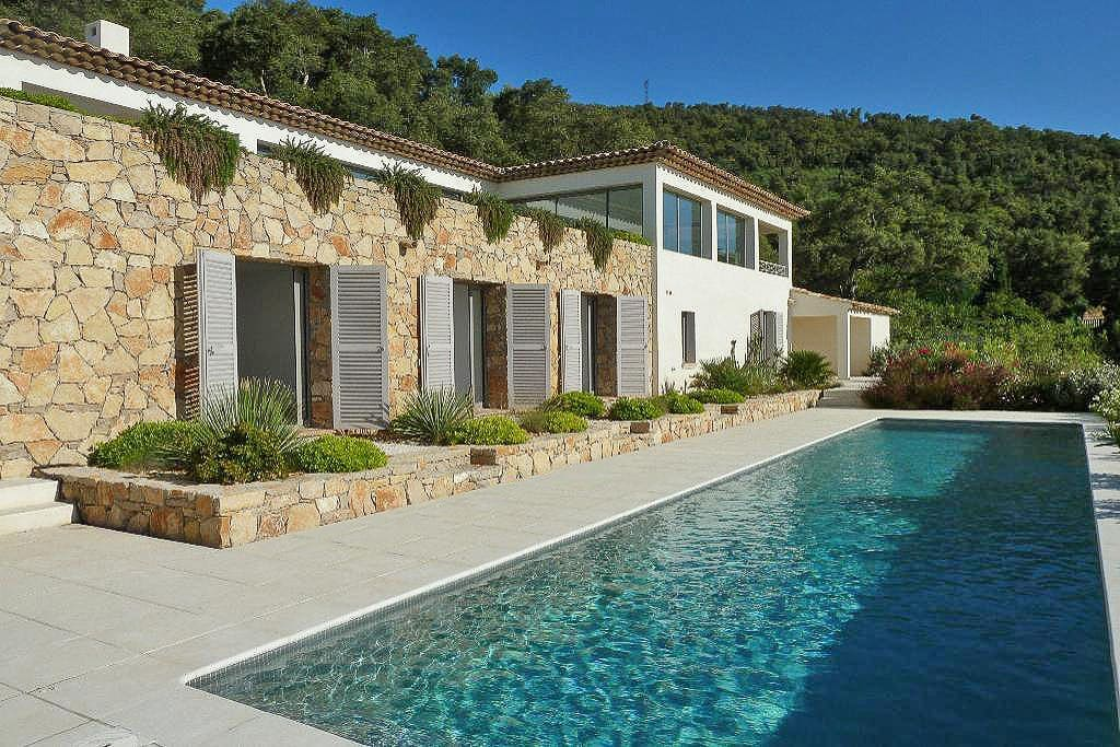 15m Pool, with direct access from all bedrooms