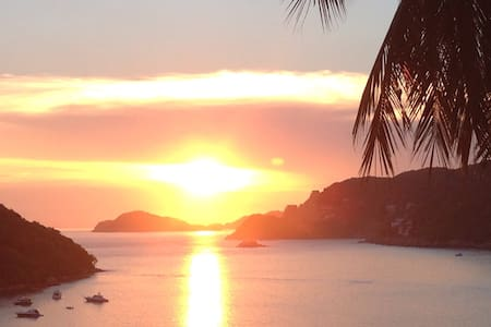 Acapulco, best view and weather! - Acapulco - Apartment