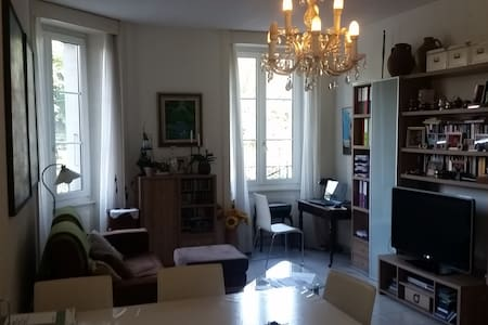 Beautiful flat in the heart of Geneva for 1,2,3 pp - Wohnung