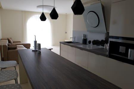 Luxury apartament in Klaipeda  blue - Byt