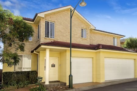 Beautiful double storey villa - Baulkham Hills