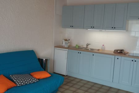 Appartment with terrace close to the beach - Apartment
