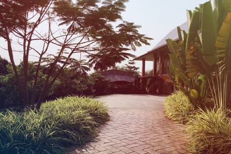 Hotel California in Chiangmai - Tambon Umong - Hus