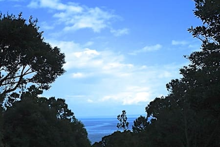 Ocean view guest house Yakushima - Yakushima - Bungalow