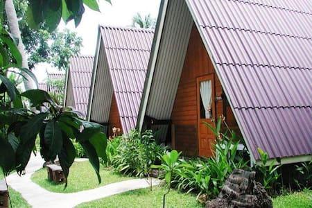Serenehome@Amphawa Nature and lifestyles homestay - Tambon Mae Klong - Wikt i opierunek