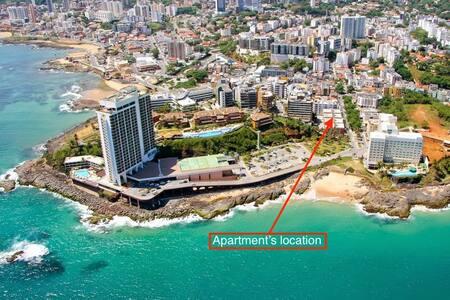 SMART NEW APT + FREE BIKES & BEACH KIT - Salvador - Wohnung