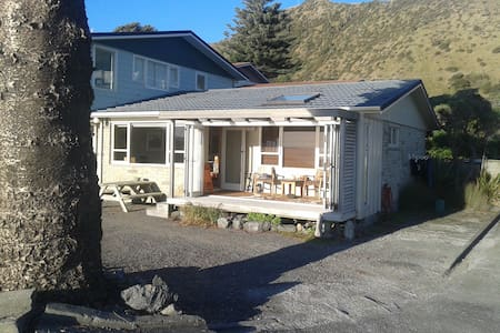 Te One (The Beach) - Paekakariki - Apartment