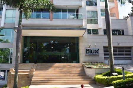 Blux # 1502 (Lleras, Pool & View) - Medellín - Apartment