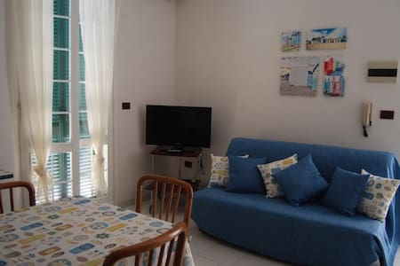 App.to 70mt dal mare Cristallino Baia Verde - Apartment