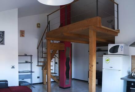 Monolocale con vista panoramica - Strambino - Apartment