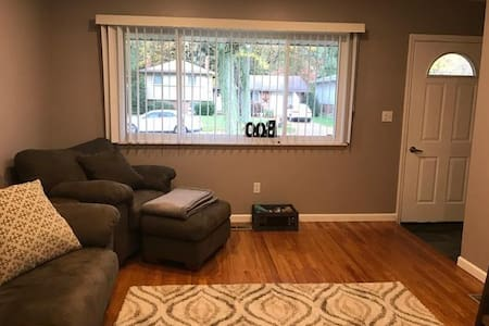 Cozy private bedroom near Detroit - Livonia - 獨棟