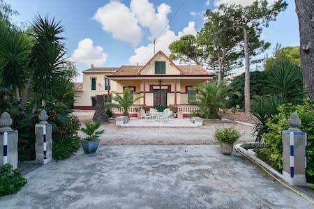 Mediterranean Villa with B&B - Ondara - Bed & Breakfast