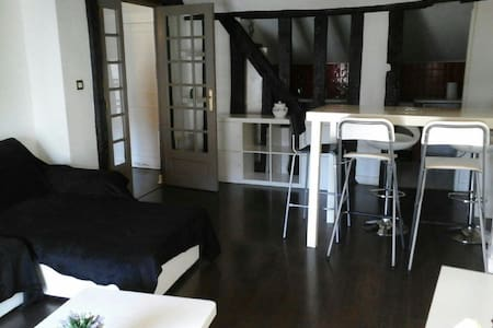 Charmant appart' en plein coeur de Tours - Tours - Apartment