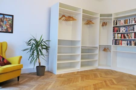 Beautiful apartment next to Palais Liechtenstein - Wien - Wohnung