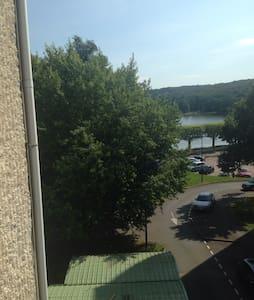 Jolie t2 face au lac du plessis - Apartment