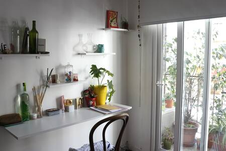 Beautiful bedroom in wonderful neighborhood! - Buenos Aires - Appartement