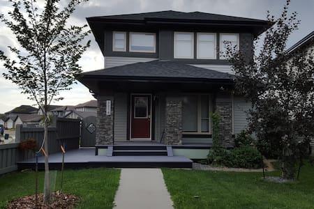 Windermere Edmonton Alberta home - House