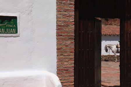 San Juan Retreat-Wooden House - Bed & Breakfast