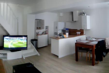 Chambre dans maison de ville proche de Paris - Septeuil - Apartment