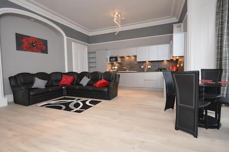 Barron House Luxury 2 bed apartment - Nairn