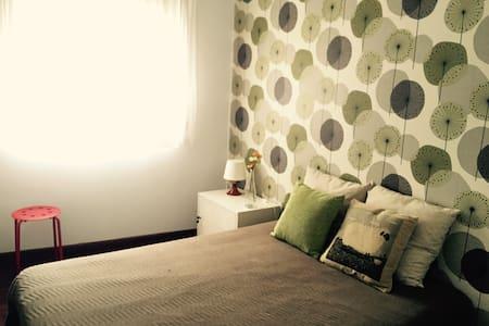 Bedroom in Aveiro's City center - Lägenhet